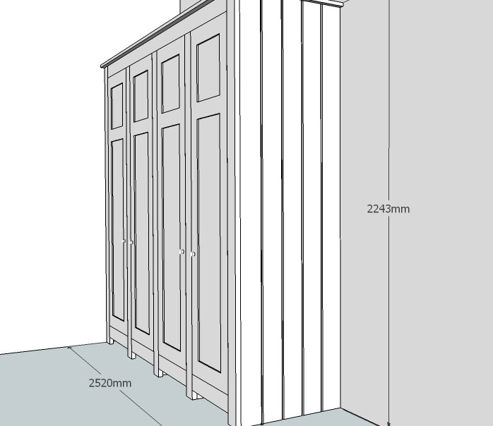 Design Drawings In 3D By Peter Henderson Furniture