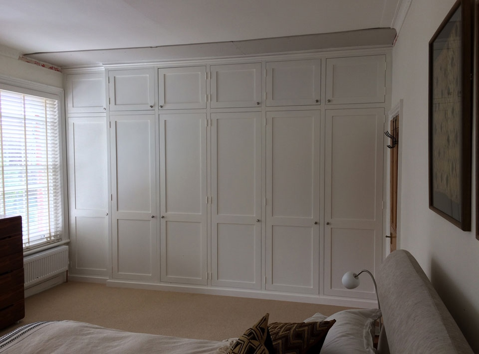 Period Style Wardrobe By Peter Henderson Furniture