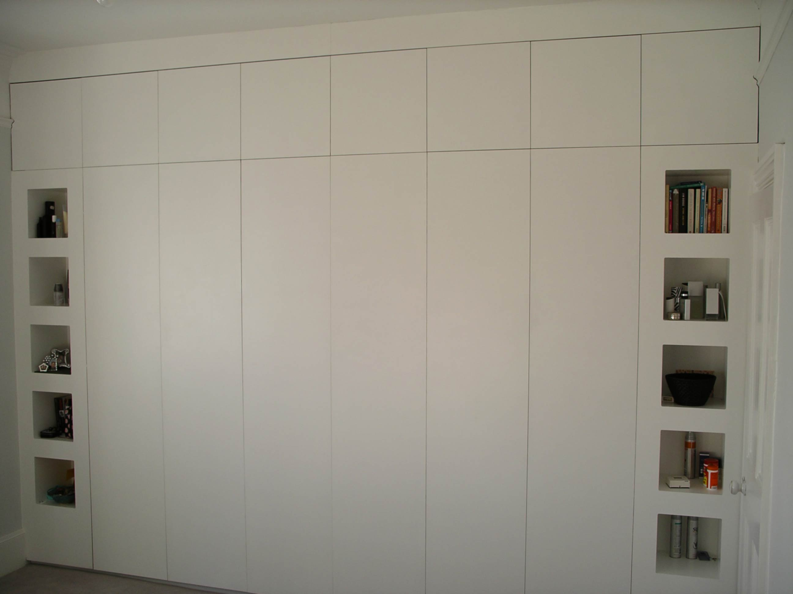 wall to wall wardrobe by Peter Henderson Furniture ...