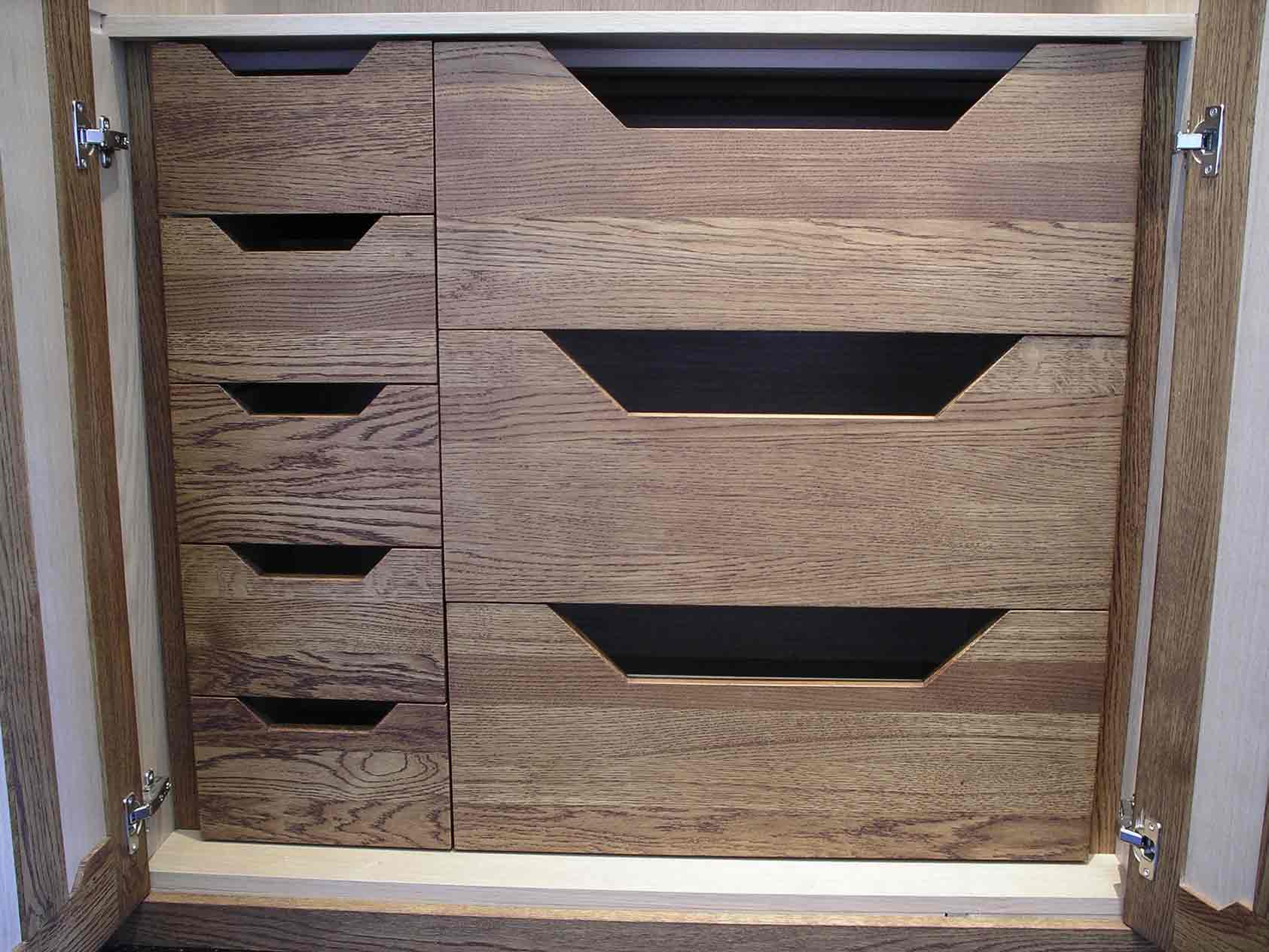 arts and crafts wardrobe by peter henderson furniture