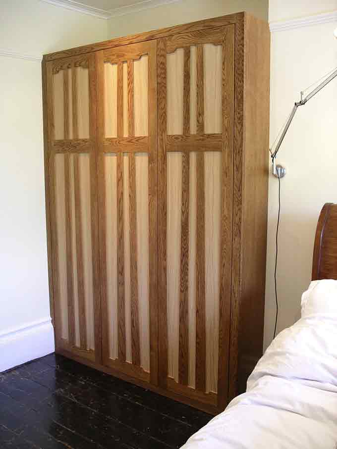 Bespoke fitted wardrobes by Peter Henderson Furniture ...