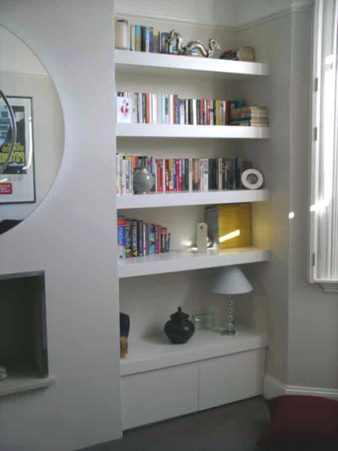 built in bookcases uk 2